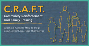 Craft Logo - Community Reinforcement and Family Training