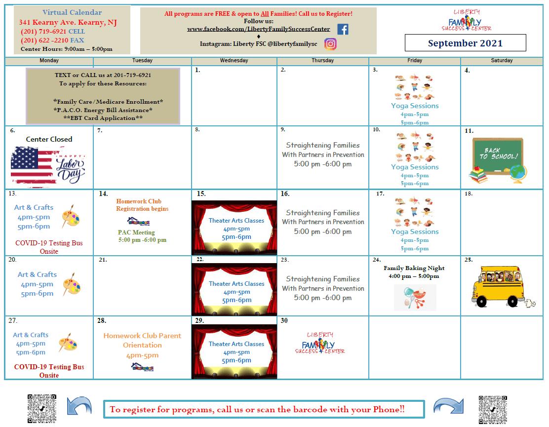 Jpeg of 2021 September_s calendar _English version_